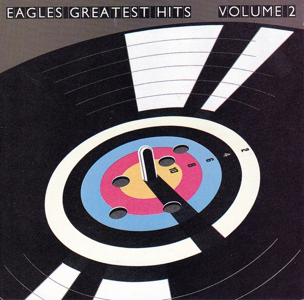 CD Eagles ‎– Eagles Greatest Hits Volume 2