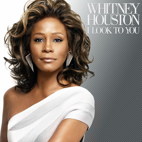 CD Whitney Houston ‎– I Look To You