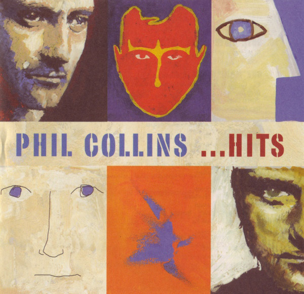 CD Phil Collins ‎– …Hits
