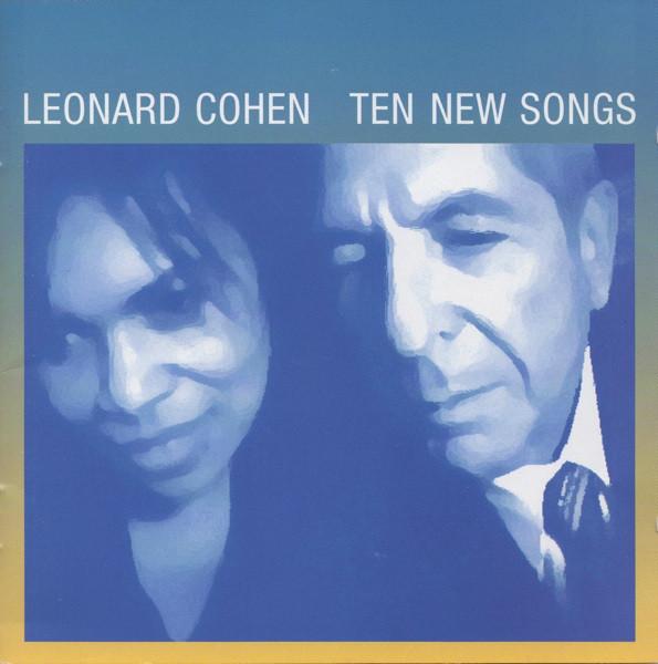 CD Leonard Cohen – Ten New Songs