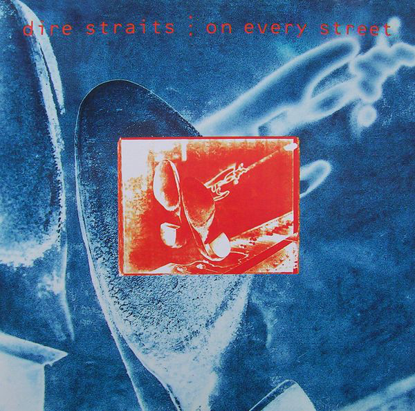CD Dire Straits ‎– On Every Street