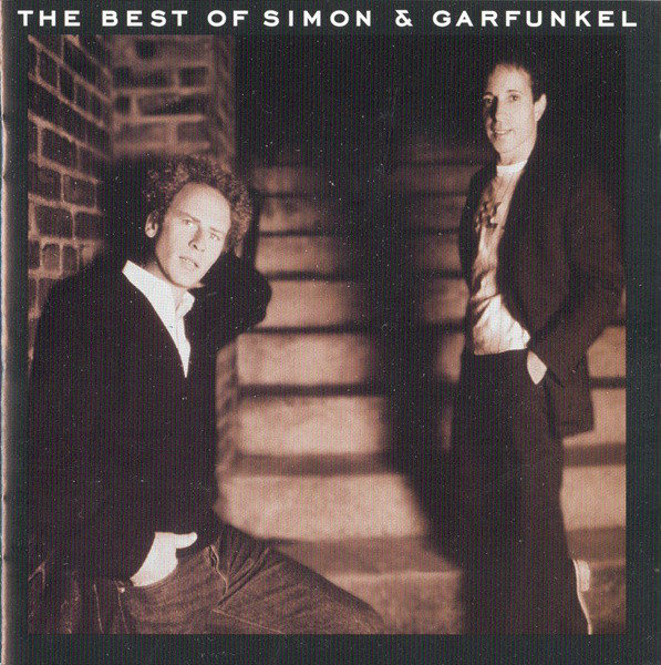 CD Simon & Garfunkel ‎– The Best Of Simon & Garfunkel