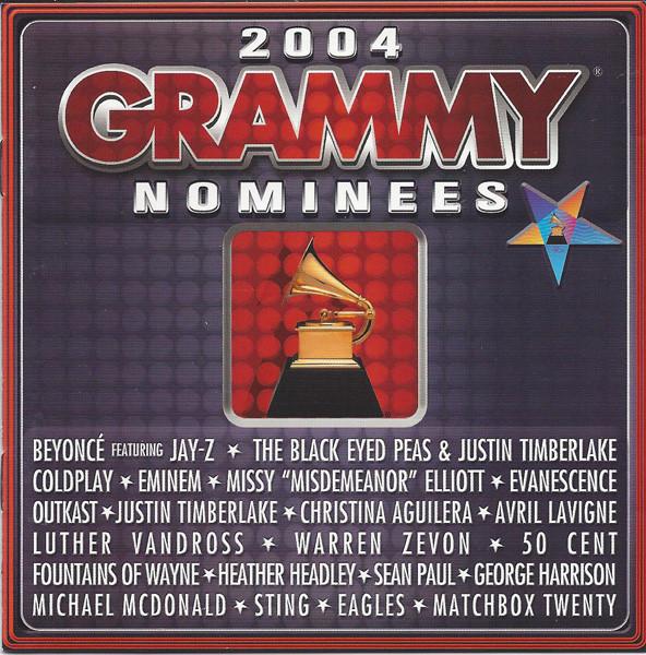 CD Grammy – Mominees 2004