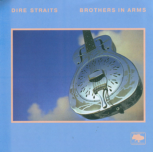 CD Dire Straits ‎– Brothers In Arms
