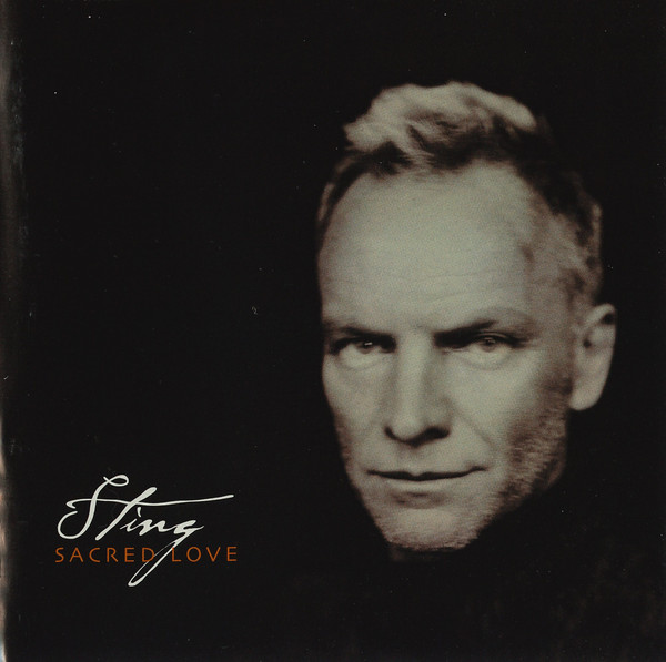 CD Sting ‎– Sacred Love