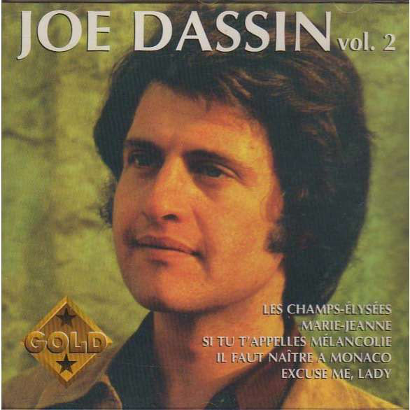 CD Joe Dassin ‎– Gold Vol. 2