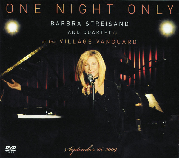 CD Barbra Streisand ‎– One Night Only