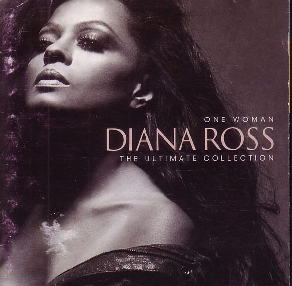 CD Diana Ross – One Woman – The Ultimate Collection