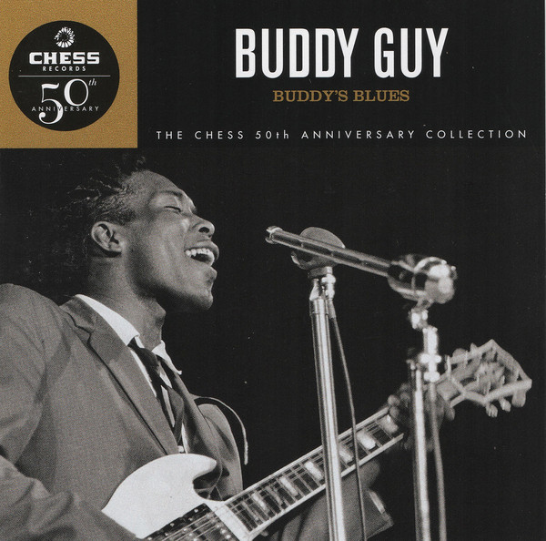 CD Buddy Guy – Buddy's Blues