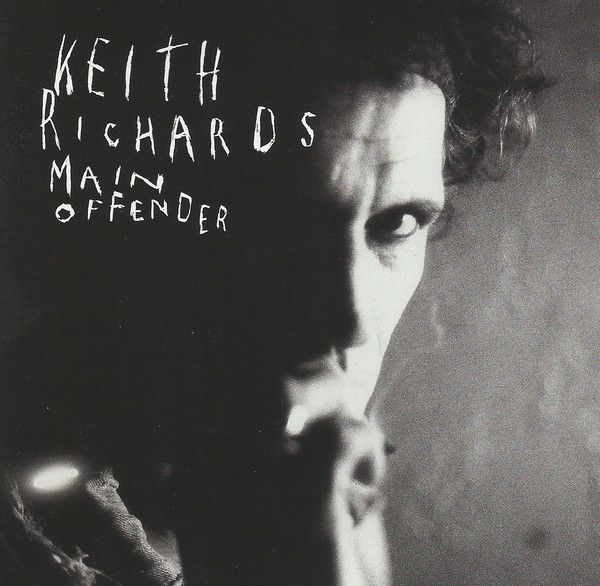 CD Keith Richards – Main Offender