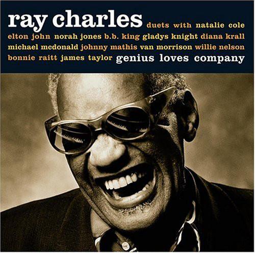 CD Ray Charles – Genius Loves Company
