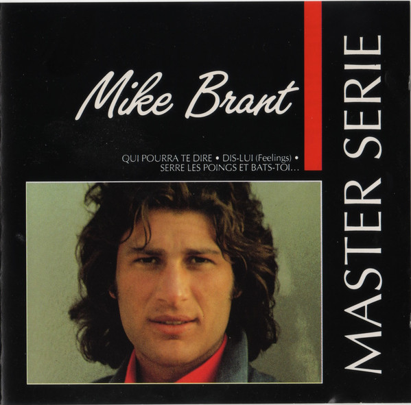 CD Mike Brant ‎– Mike Brant
