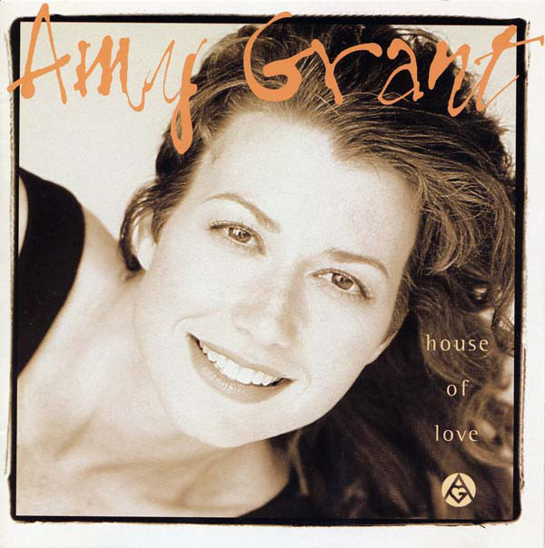 CD Amy Grant – House Of Love