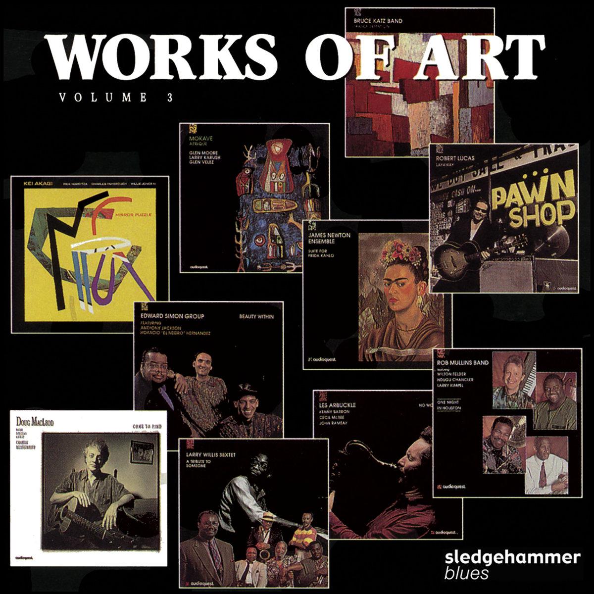 CD Work Of Art Volume 3