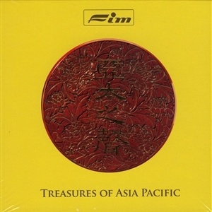 Album Treasures of Asia Pacific