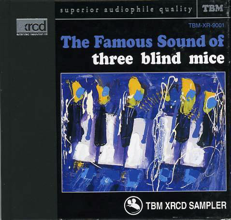 Album Famous Sound Of Three Blind Mice