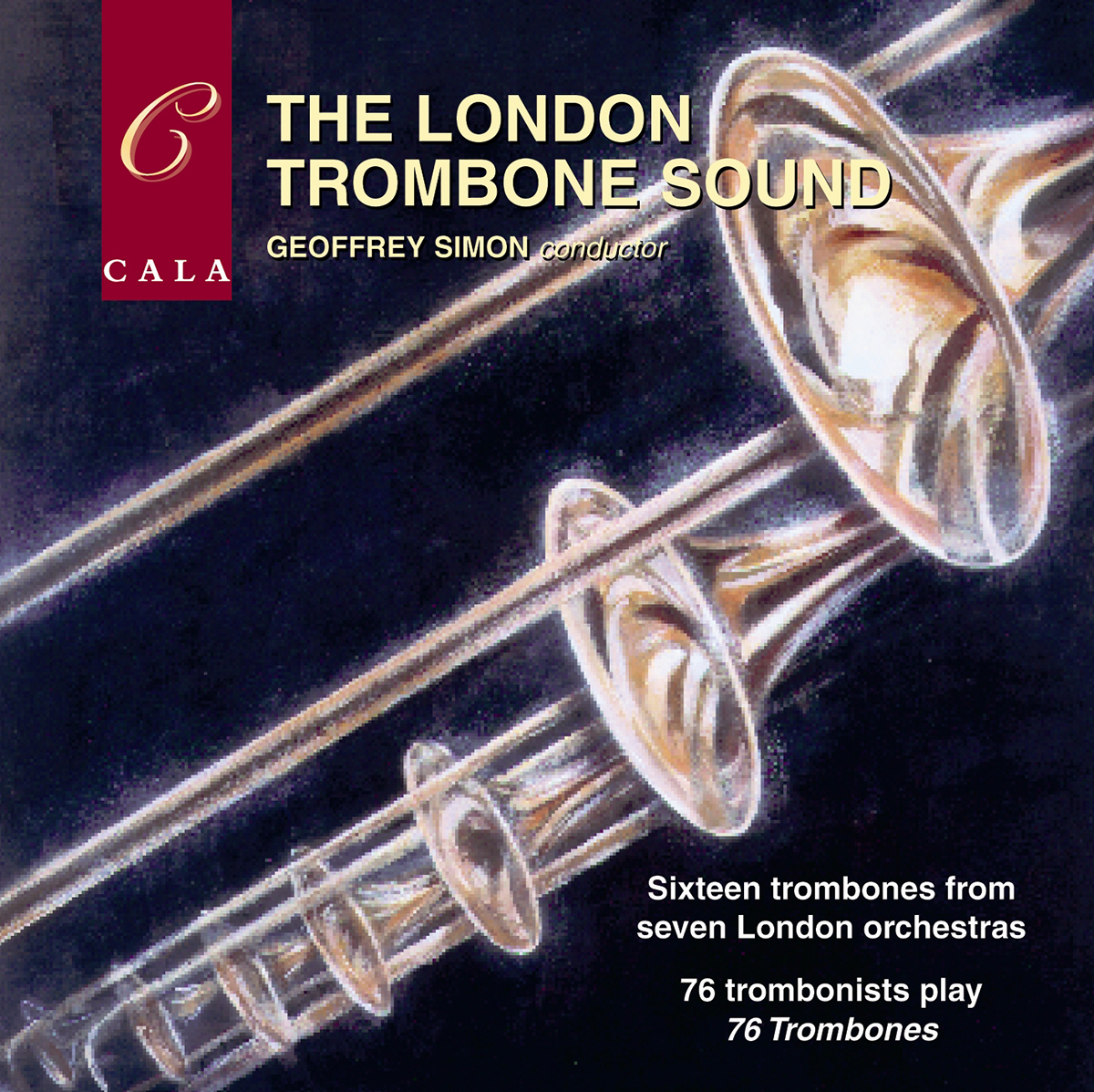 CD The London Trombone Sound