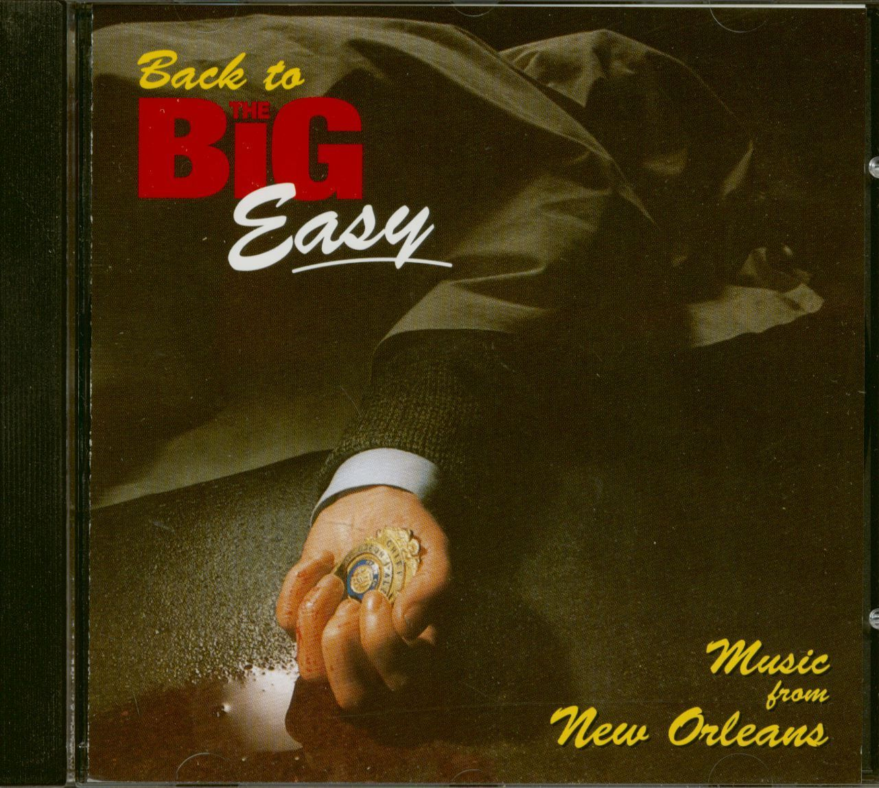 CD Back To The Big Easy – Music From New Orleans