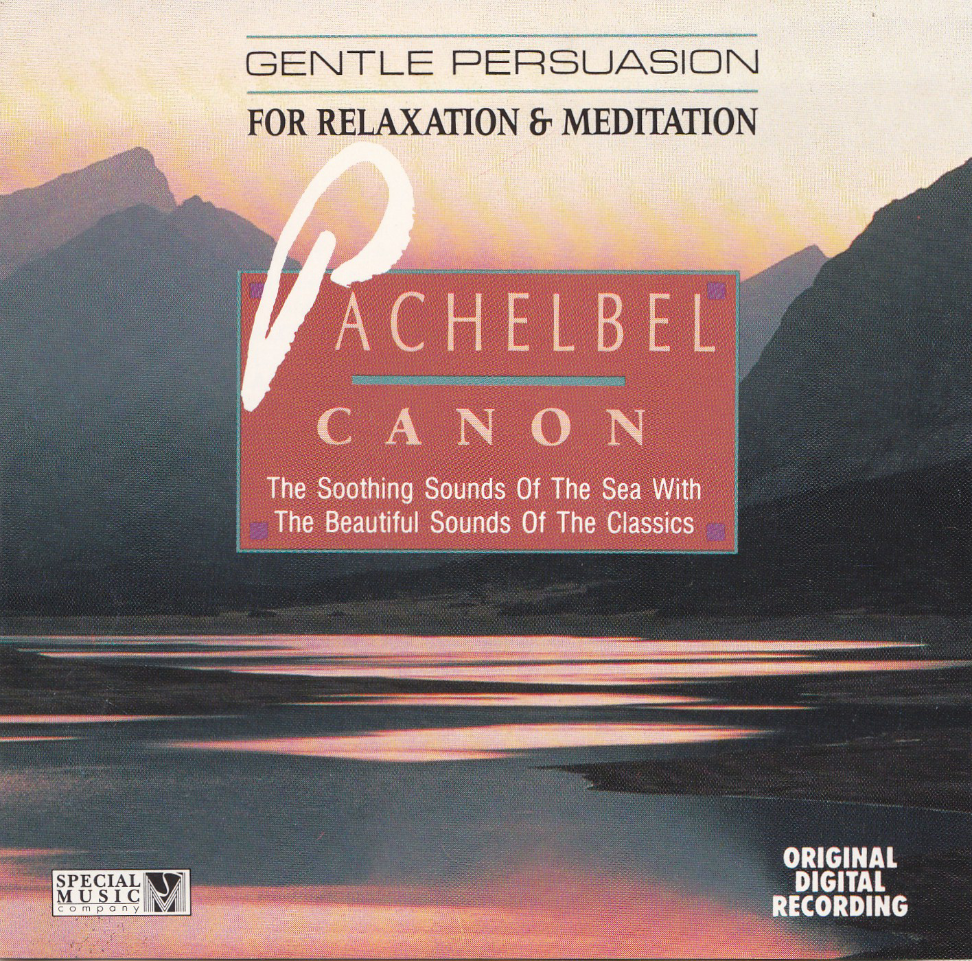 CD Gentle Persuasion For Relaxation & Meditation
