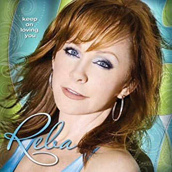 CD Keep on Loving You – Reba