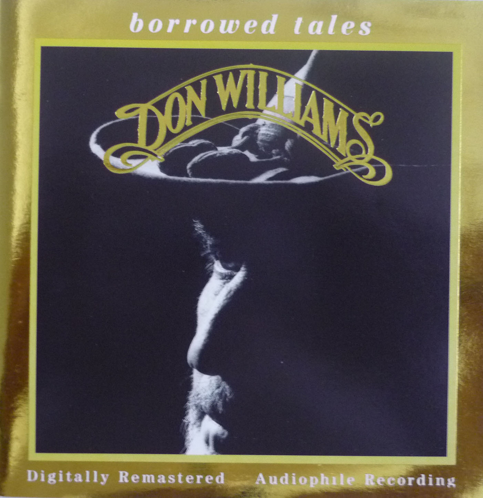 CD Borrowed Tales – Don Williams (Gold)