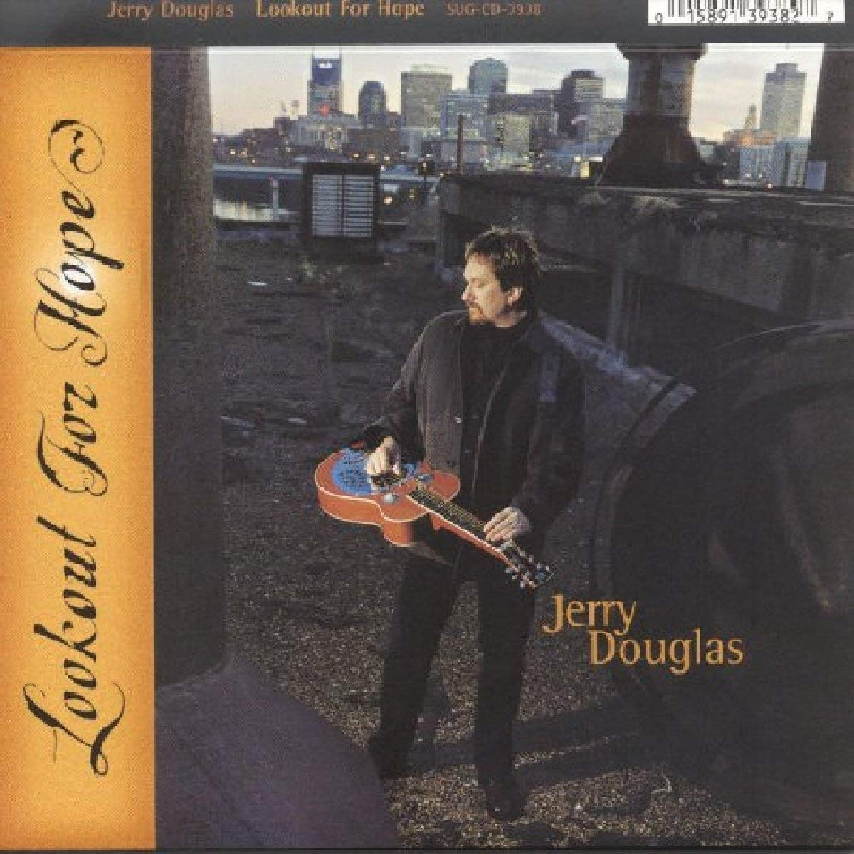 CD Jerry Douglas ‎– Lookout For Hope