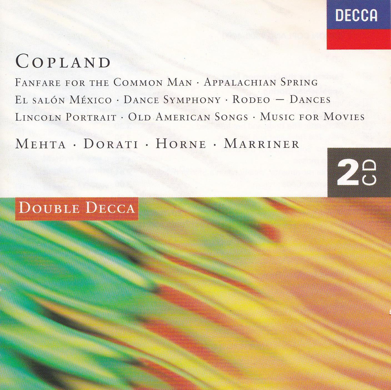 CD Copland (2CD)