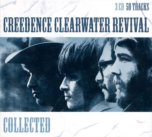 CD Creedence Clearwater Revival – Collection