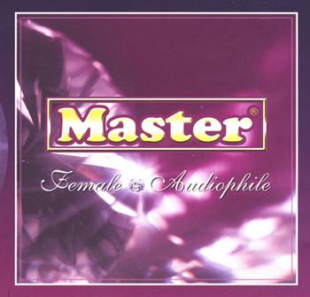 CD Master Female Audiophile
