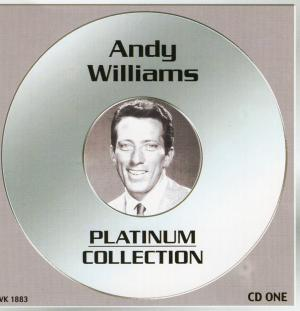 CD Andy Williams – Platinum Collection