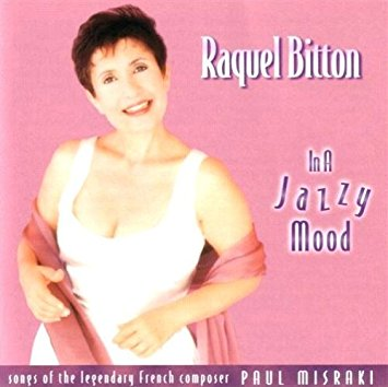 CD In A Jazzy Mood – Raquel Bitton