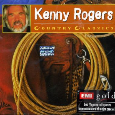 CD kenny rogers – country classics