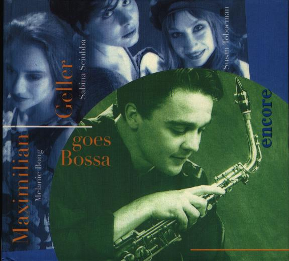 CD Maximilian Geller – Maximilian Geller Goes Bossa