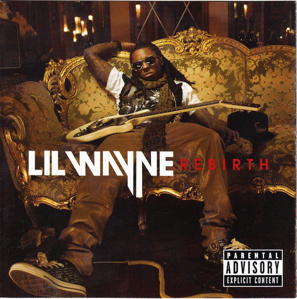 CD Lil Wayne ‎– Rebirth