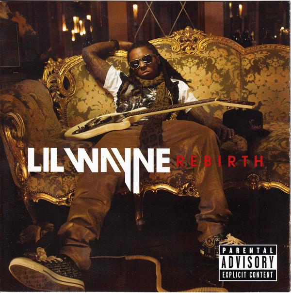 CD Lil Wayne – Rebirth