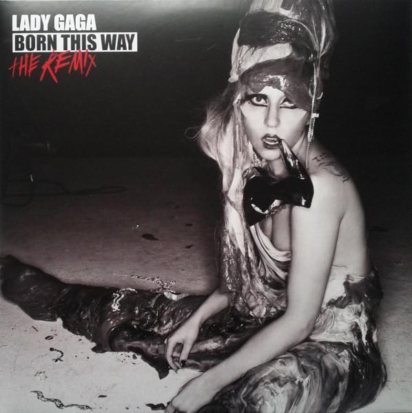 CD Lady Gaga – Born This Way