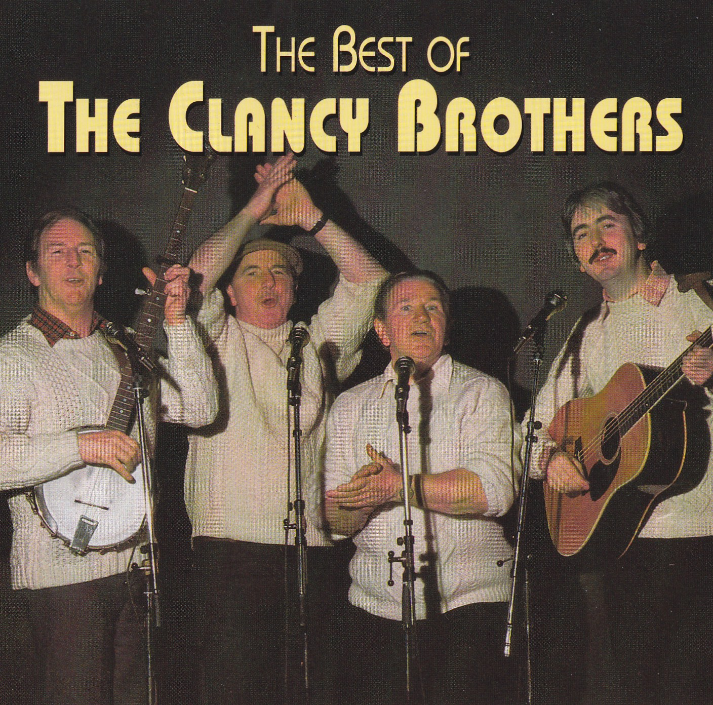 CD Clancy Brothers – The Best of The Clancy