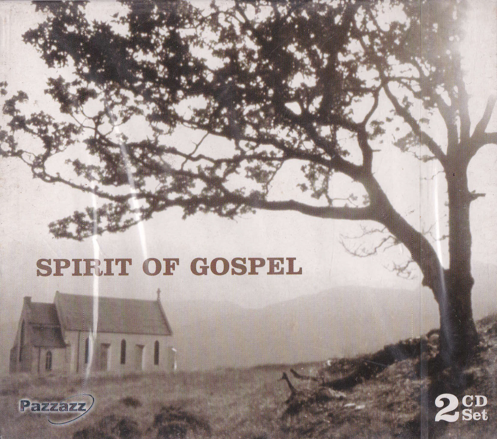 CD Pazzazz – Spirit Of Gospel