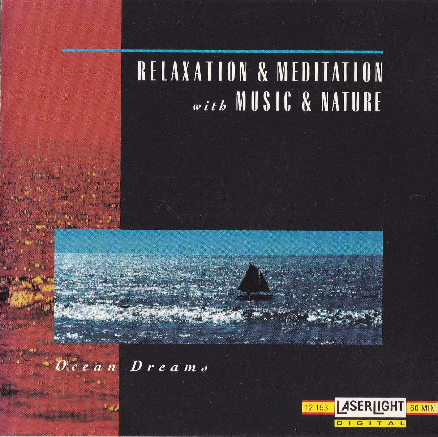 CD relaxation & meditation with music & natural – ocean dreams