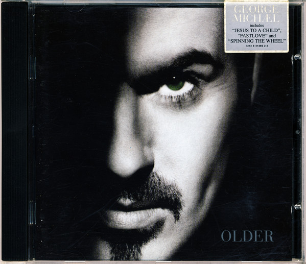 CD George Michael ‎– Older