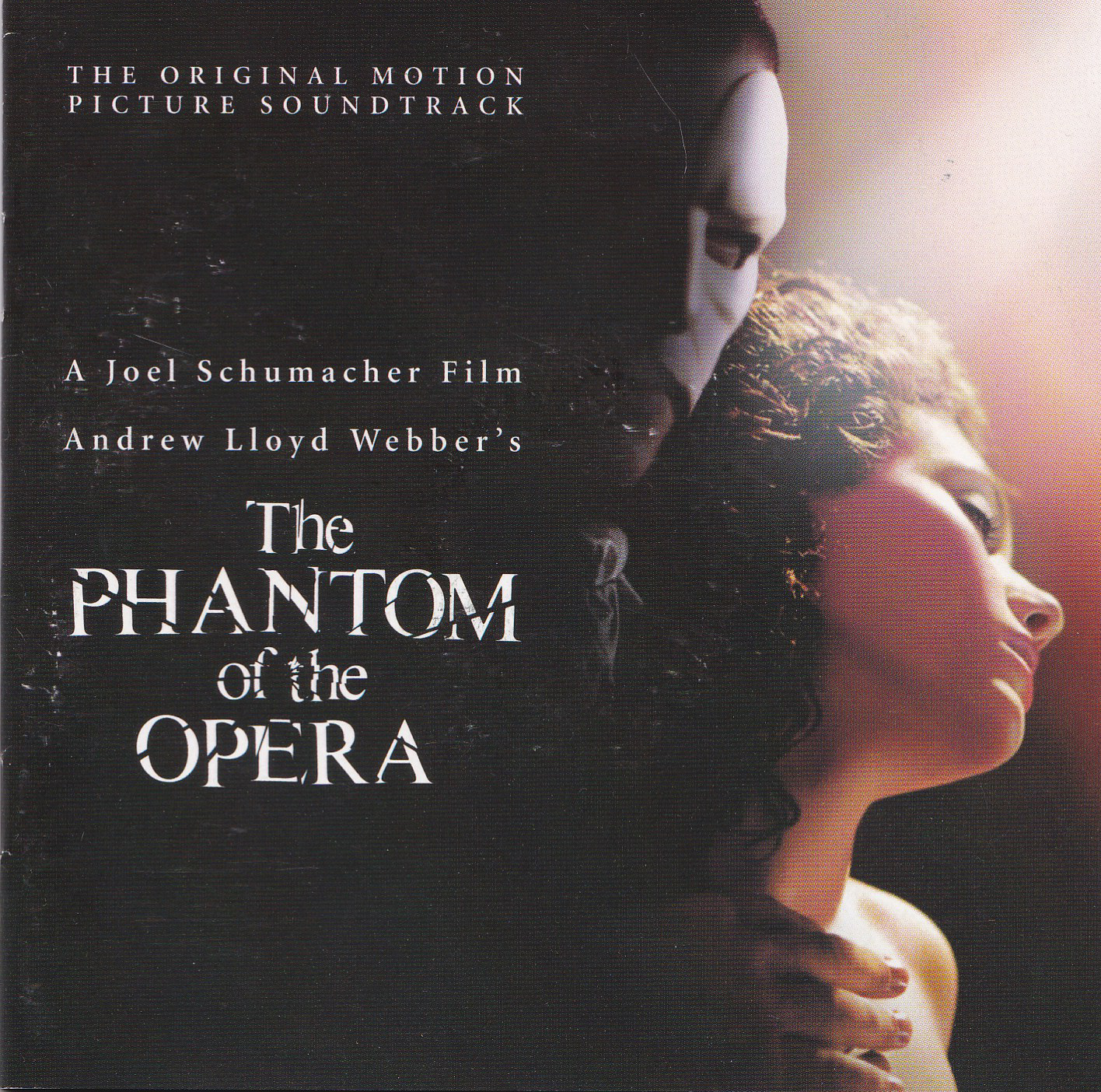 CD Joel Schumacher's Phantom of the Opera