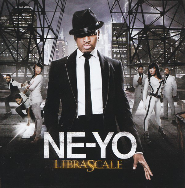 CD Ne-Yo ‎– Libra Scale