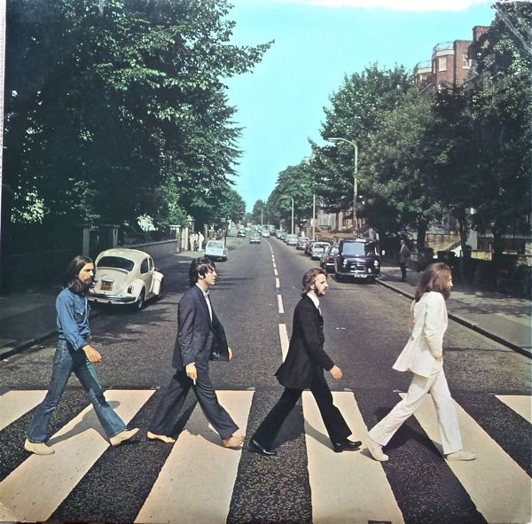 CD The Beatles – Abbey Road
