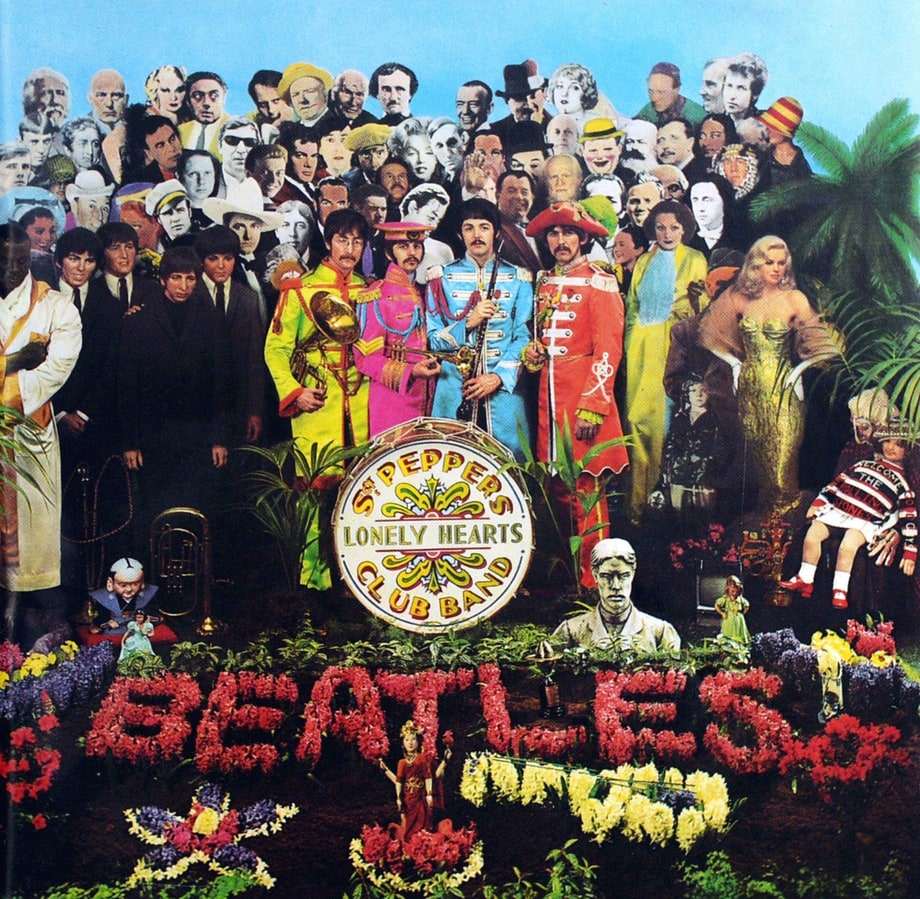 CD The Beatles, 'Sgt. Pepper's Lonely Hearts