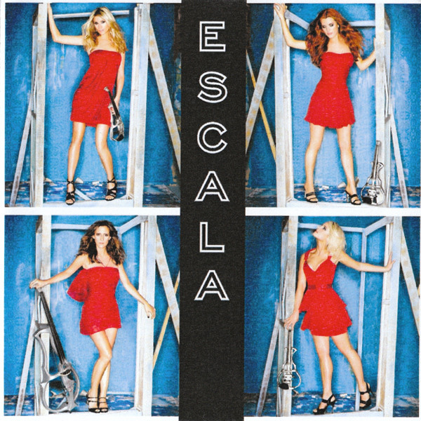 CD Escala ‎– Escala