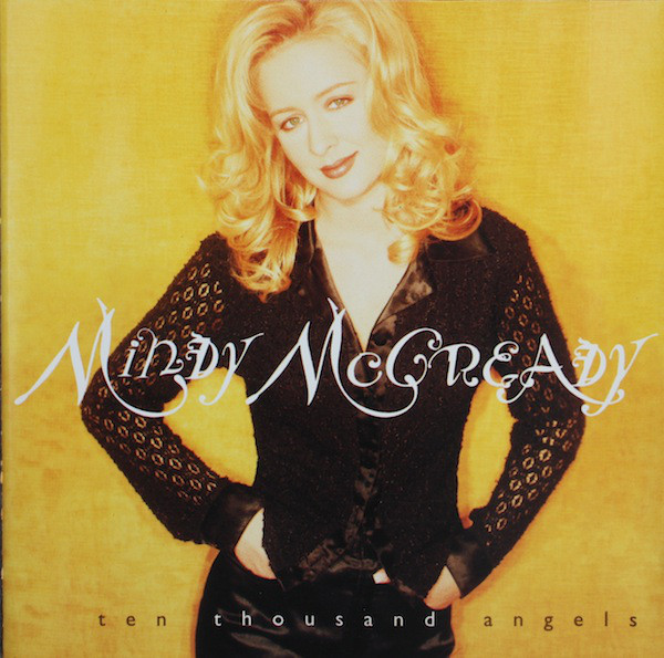 CD Mindy McCready ‎– Ten Thousand Angels
