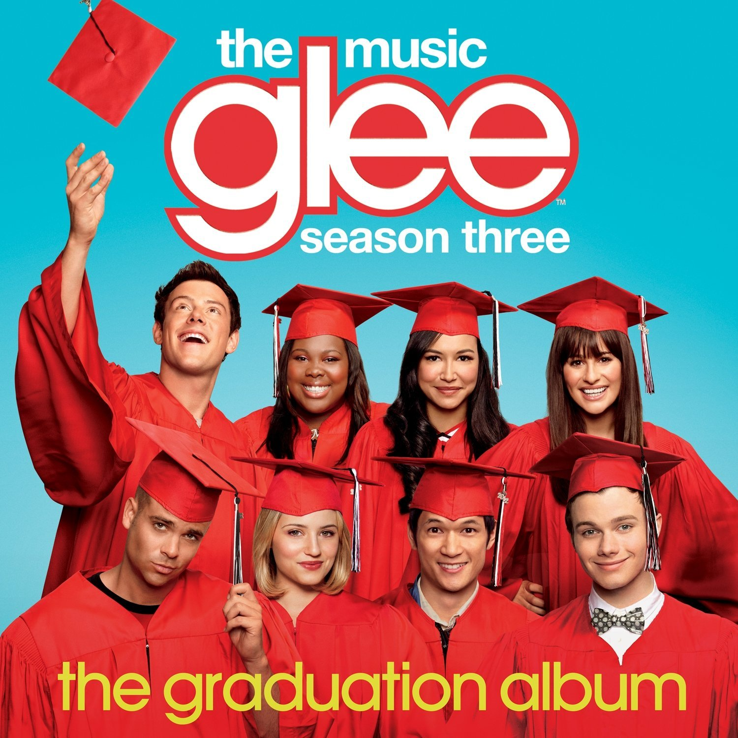 CD Glee: The Music, The Graduation