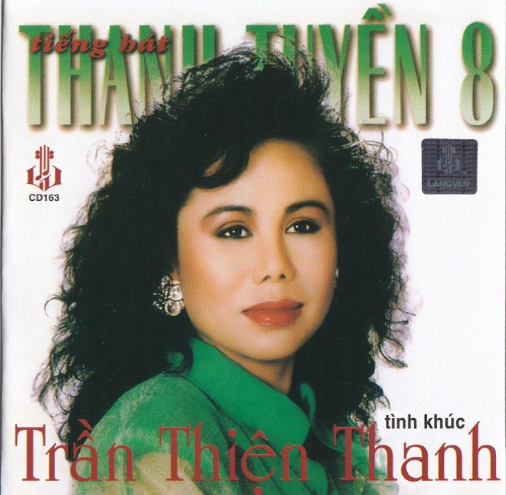 CD Tình Khúc Trần Thiện Thanh