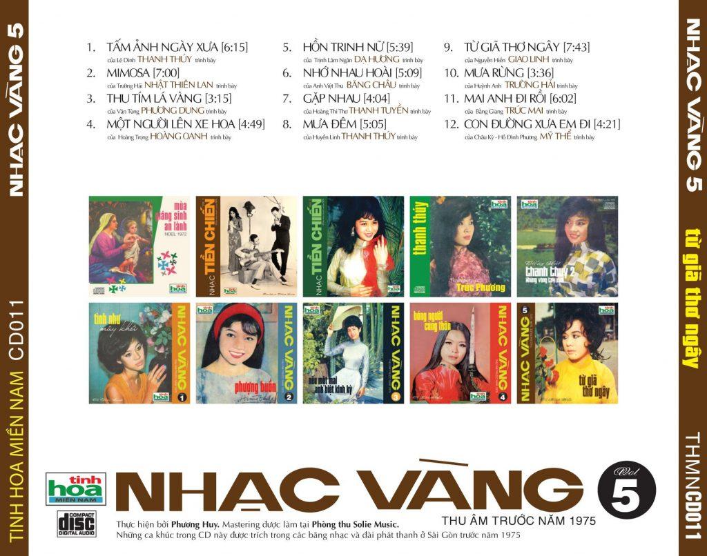 Phuong buon - Back