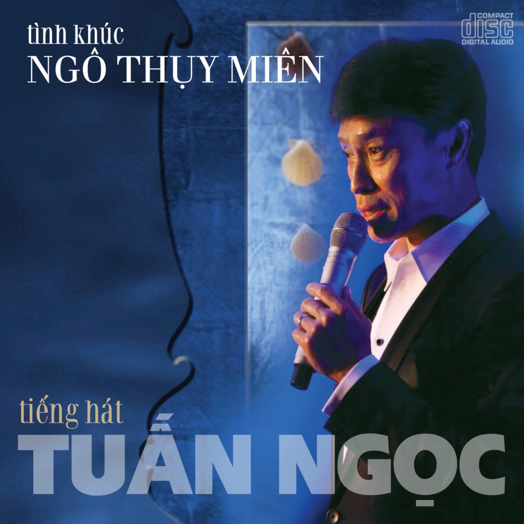 Tuan Ngoc - Tinh khuc Ngo Thuy Mien - bia truoc